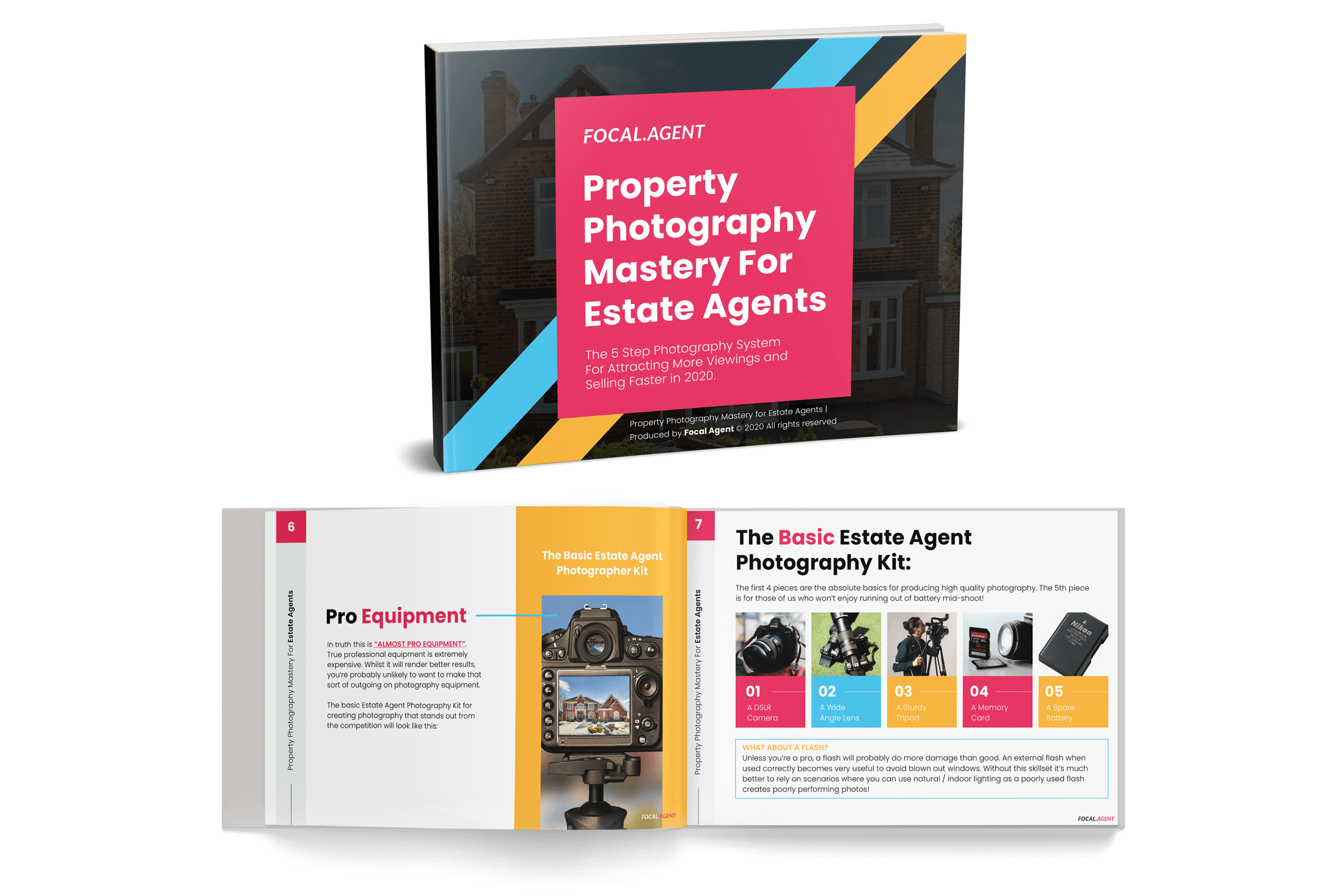 Property Photography Mastery Ebook